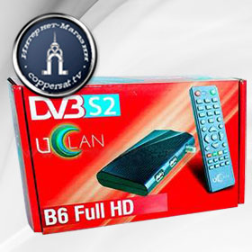 Купить uClan B6 Full HD на coppersat.tv тел. 0956577176 доставка по Украине.