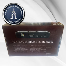 Купить Satcom 4110 HD S2 (2 USB) на coppersat.tv тел. 0956577176 доставка по Украине.